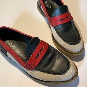 Swear London Chaplin Men's Loafers Shoes 8